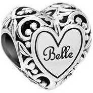 Chamilia Belles Heart 2025-2163