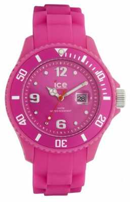 Ice-Watch Unisex Ice-Forever Trendy Neon Pink SI.NPK.M.S