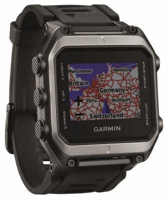 Garmin Unisex Epix GPS Black 010-01247-02