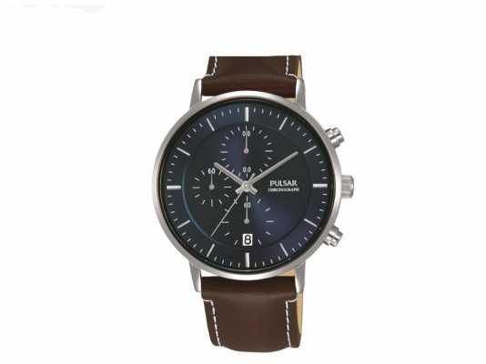 Pulsar Gents Stainless Steel Chrono Watch PM3079X1