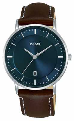 Pulsar Gents Stainless Steel Watch PG8257X1