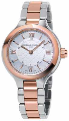 Frederique Constant Womans Delight Smartwatch FC-281WH3ER2B