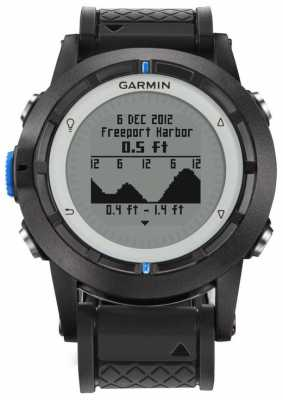 Garmin Quatix Black GPS Marine Watch 010-01040-51