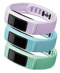 Garmin Mint, Lilac, Cloud Vivofit 2 Bands S 010-12336-13