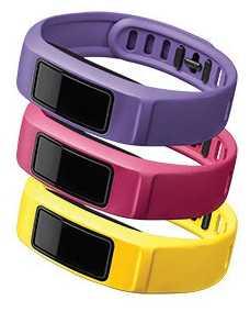 Garmin Canary, Pink, Violet Vivofit 2 Bands S 010-12336-14
