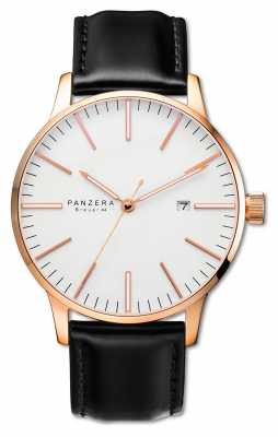 Panzera Breuer 44 Aurum Spirit rose gold case B44-03DB