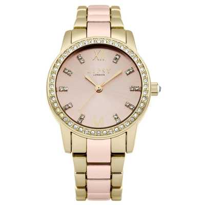 Lipsy Lipsy Womens Gold PVD LP520