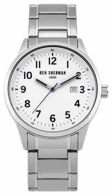 Ben Sherman Mens Simple Metal WB065SM