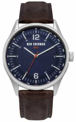 Ben Sherman Mens Simple WB066UBR