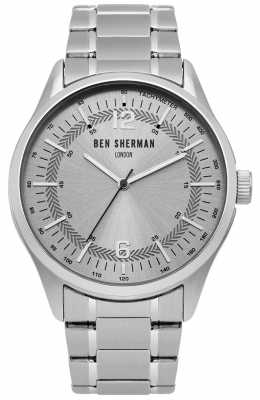 Ben Sherman Mens Simple Metal WB066SM