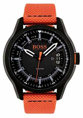Hugo Boss Orange Mens Hong Kong Orange Strap 1550001