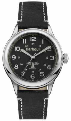 Barbour Mens Murton Black BB056BKBK