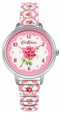 Cath Kidston Womans Pale Pink Floral Expander CKL030WP