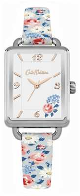 Cath Kidston Womans Pale Blue Floral CKL019US