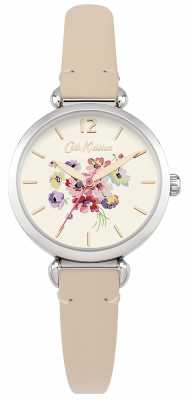 Cath Kidston Womans Floral Dial Beige CKL015CS