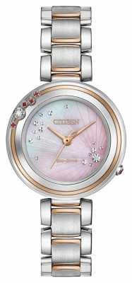 Citizen 40 Years of Eco-Drive Limited Edition Womens Carina EM0466-53N