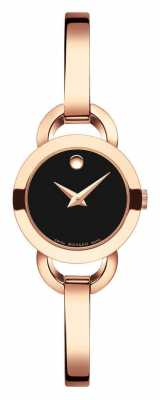 Movado Women's Rondirorose Gold PVD-finished 0607065