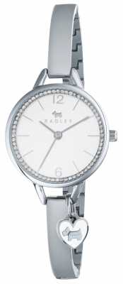 Radley Woman's Love Lane Bangle Silver RY4267 RY4267