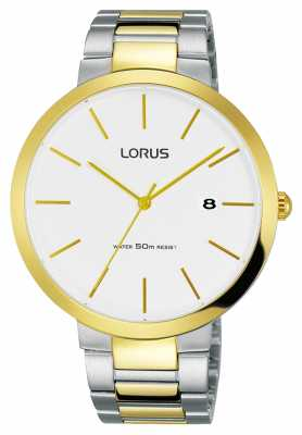 Lorus Men's Dress Bracelet Watch RS990CX9