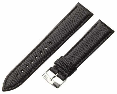 Morellato Strap Only - Ibiza Lizard Calf Black 20mm A01X3266773019CR20