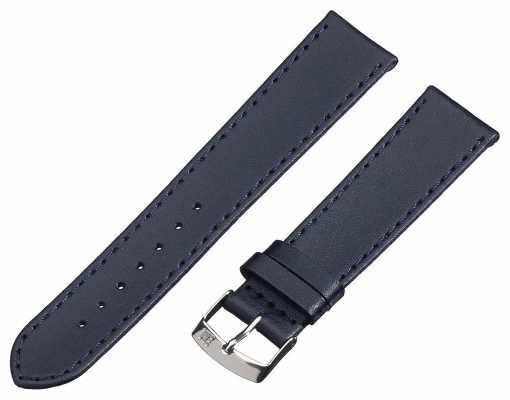 Morellato Strap Only - Sprint Napa Leather Dark Blue 18mm A01X2619875062CR18