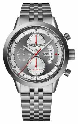 Raymond Weil Mens Freelancer Automatic Chronograph 7745-TI-05659