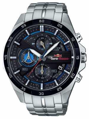 Casio Edifice Torro Rosso Mens Chronograph EFR-556TR-1AER