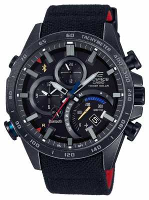 Casio Limited Edition Bluetooth Toro Rosso EQB-501TRC-1AER