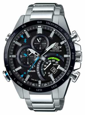 Casio Edifice Bluetooth Mens Tough Solar Racer EQB-501XDB-1AER