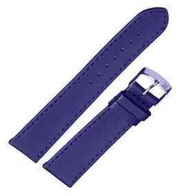 Morellato Strap Only - Sprint Napa Leather Blue 20mm A01X2619875065CR20
