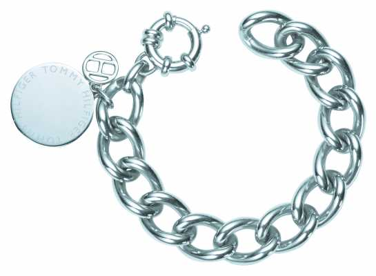 Tommy Hilfiger Womens Stainless Steel Bracelet 2700474