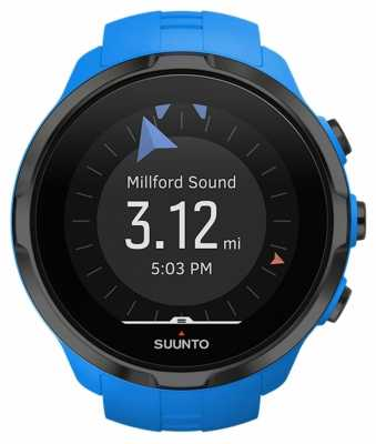 Suunto Spartan Sport (Wrist HR) Blue SS022663000