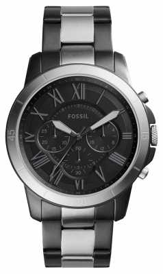 Fossil Mens Grant Sport Chronograph Two Tone FS5269