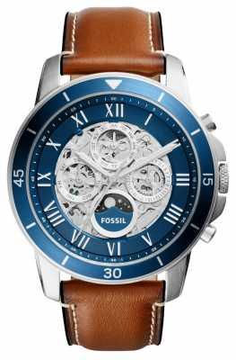 Fossil Mens Grant Sport Chronograph Blue ME3140