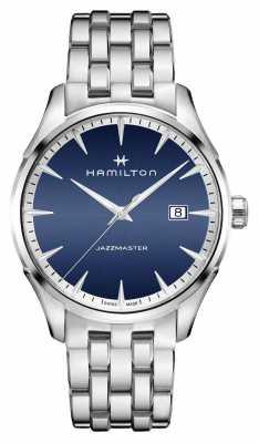 Hamilton Mens American Classic Jazzmaster Blue H32451141