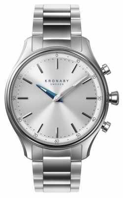 Kronaby SEKEL bluetooth Stainless steel Metal Bracelet A1000-0556