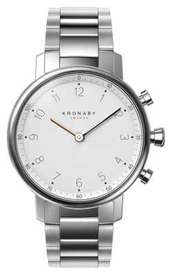 Kronaby NORD bluetooth Stainless steel Metal Bracelet A1000-0710