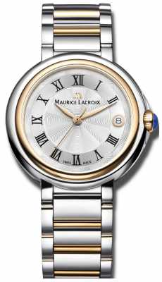 Maurice Lacroix fiaba two tone stainless steel ladies watch FA1007-PVP13-110-1