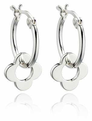 Orla Kiely FLORA Sterling Silver Earings E5226