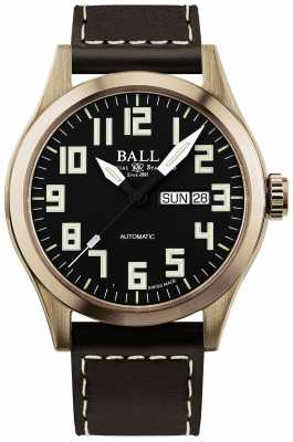 Ball Watch Company Mens Engineer III Bronze Case NM2186C-L3J-BK