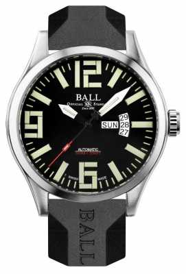 Ball Watch Company Mens Engineer Master II Aviator NM1080C-P14A-BK