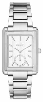 DKNY Womans Gershwin Stainless Steel Watch NY2623