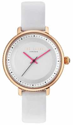Ted Baker Womans Isla 36mm White Watch TE10031529