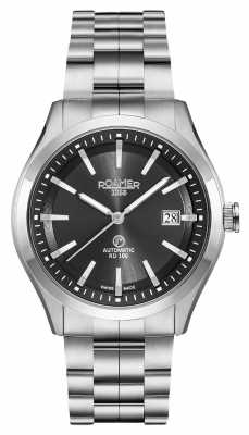 Roamer Mens RD 100 Automatic Watch Stainless Steel 951660415590