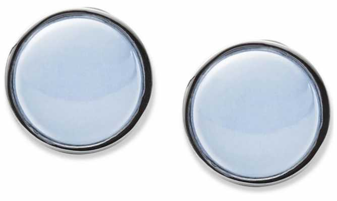 Skagen Womans Stainless Steel Sea Glass Earrings SKJ0820040