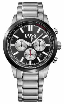 Hugo Boss Mens Racing Stainless Steel Chronograph 1513189