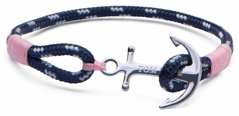 Tom Hope Sterling Silver Coral Extra Small TM0050