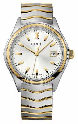 EBEL Wave Mens Two-tone Gold Watch 1216202