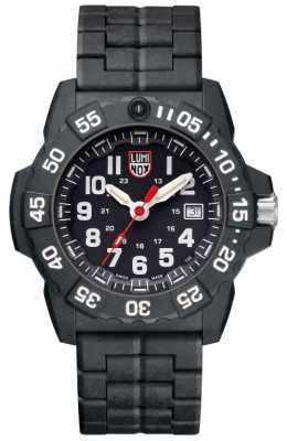 Luminox Navy Seal 3500 Series Carbon Bracelet XS.3502