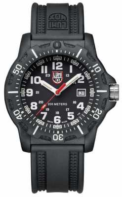 Luminox Black Ops 8880 Series Black Dial PU Black Strap XL.8881